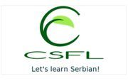 CSFL: Let's learn Serbian