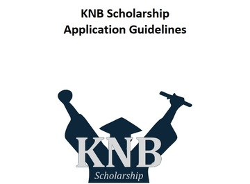 INDONESIA SCHOLARSHIP - KNB Masterdegree And Bachelordegree Scholarship 2019